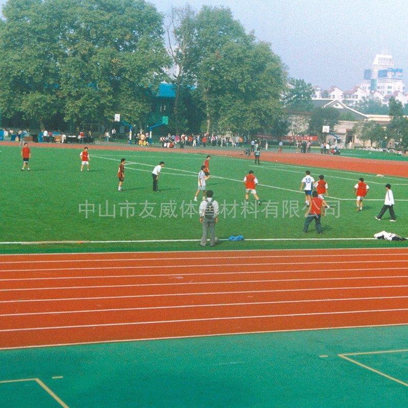 职业学校足球场