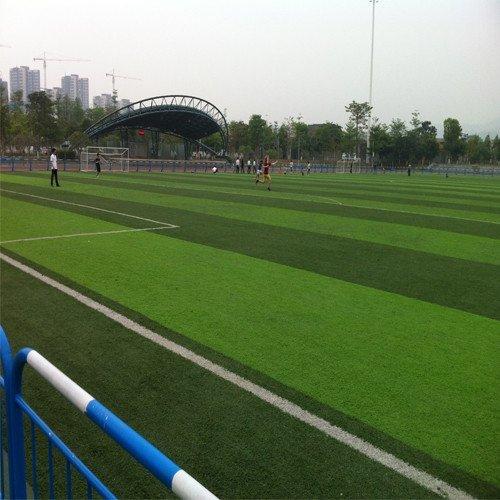 青海西宁市特警大队人工草足球场