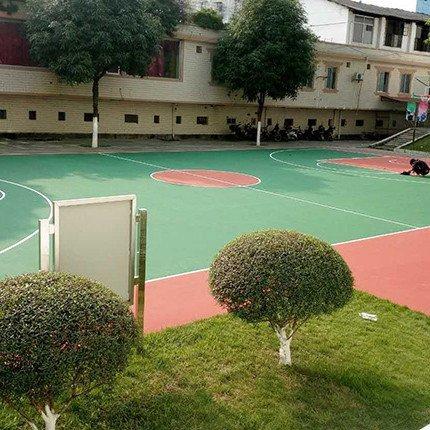 柳州学校硅PU工程